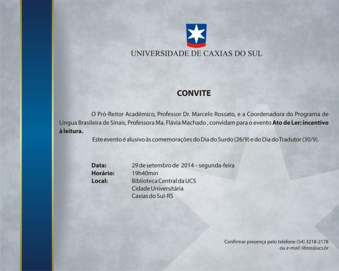 Convite_Ato de Ler_incentivo a leitura