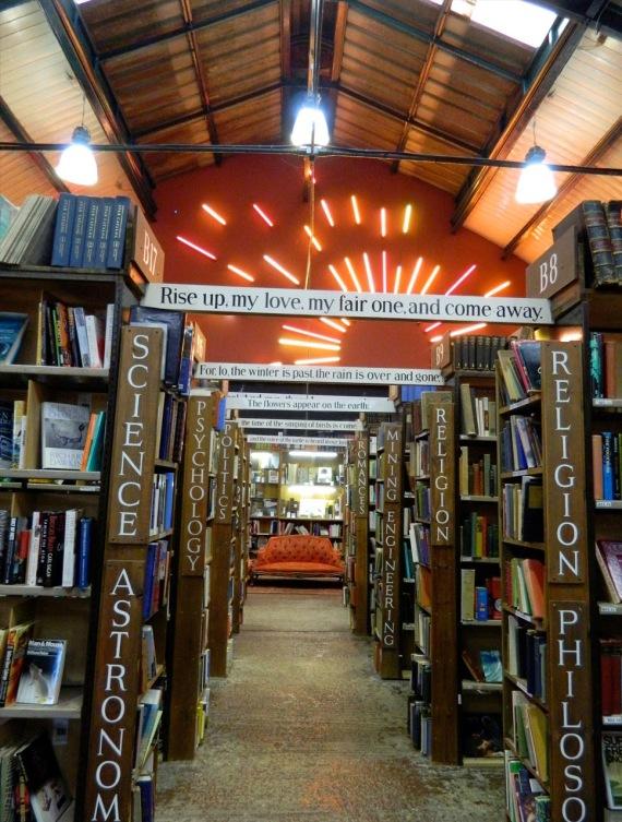 9 - A Barter books, Alnwick, Reino Unido