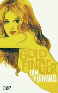 Livro Goldfinger