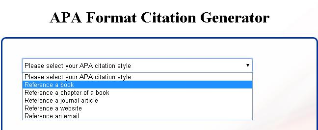 apa format generator website free Free apa movie citation generator apa citation generator make bibliography for you free citation machine for any format and source cite fast and easy.
