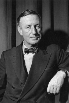 British author Ian Fleming (1908 - 1964), creator of the James Bond series of spy novels, 24th March 1958. (Photo by Express/Hulton Archive/Getty Images)