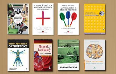 BVU livros novos