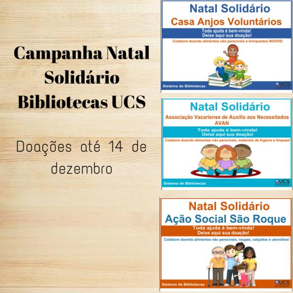 Campanha Natal Solidário (1)
