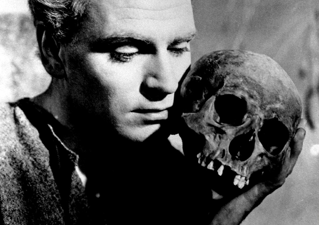 Hamlet 1948 réal : Laurence Olivier Laurence Olivier Collection Christophel