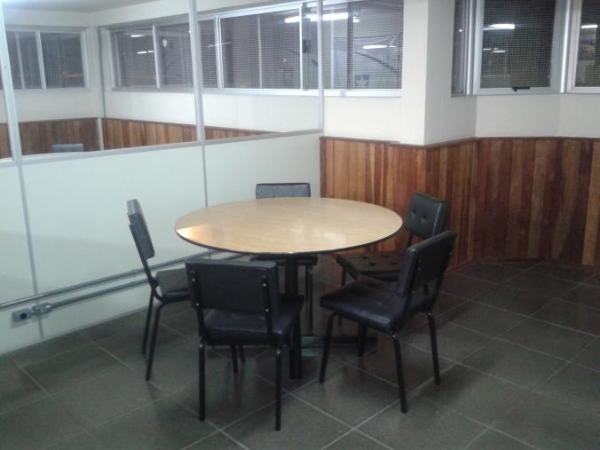 Sala de Estudos em Grupo 3