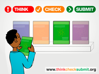 Think-check-submit-post